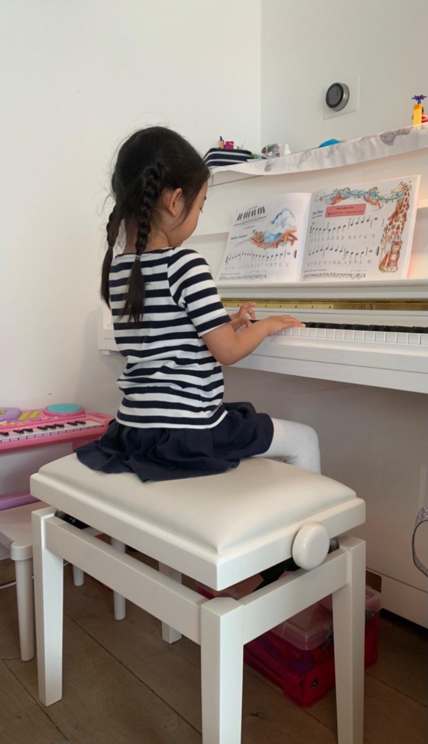 Pianoles kleuters review
