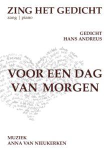 Voor een dag van morgen - Hans Andreus