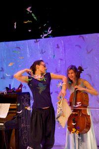 Muziektheater en kindervoorstellingen Anna van Nieukerken